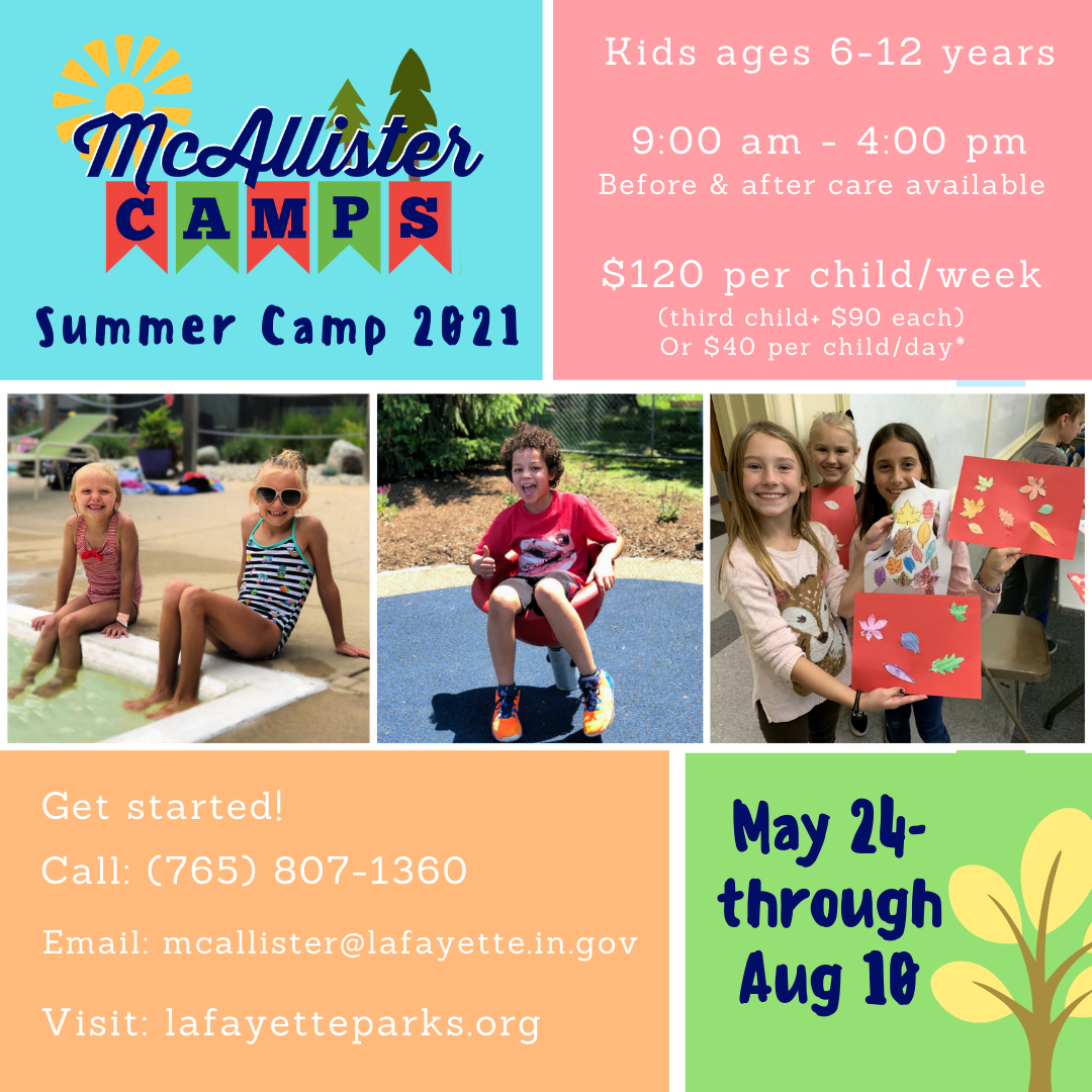 Summer Break Camp