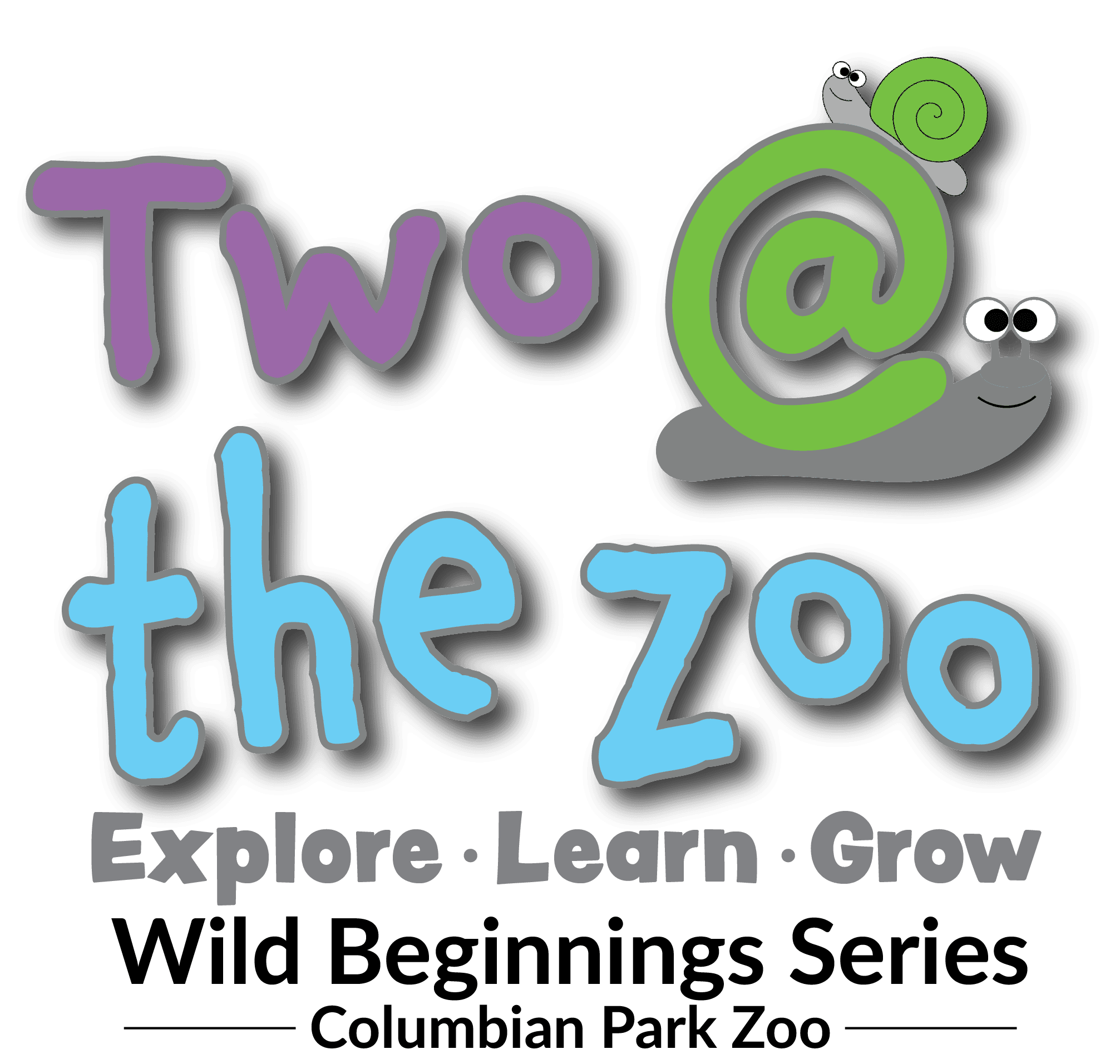 Two at the Zoo Logo