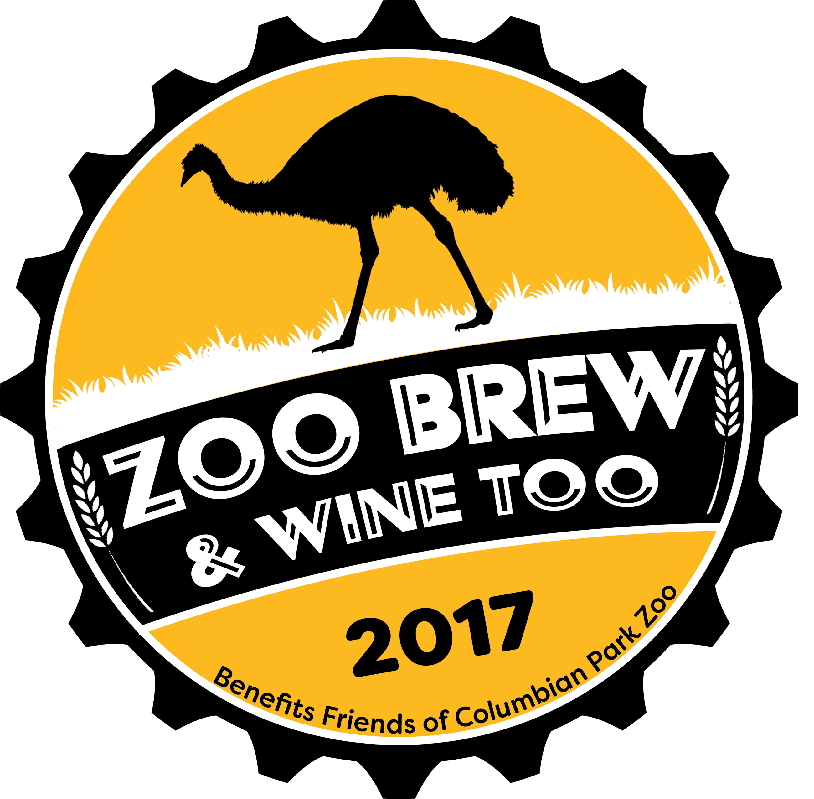 Zoo Brew and Wine Too logo