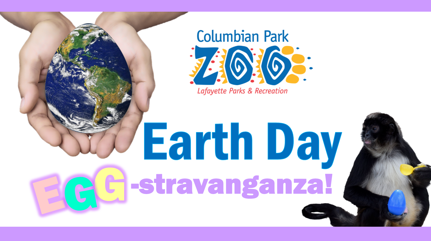 Earth Day EGG stravaganza logo cropped