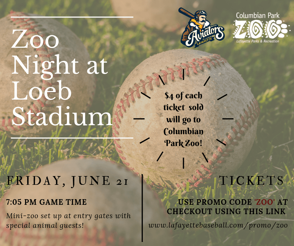Zoo Night at Loeb Stadium