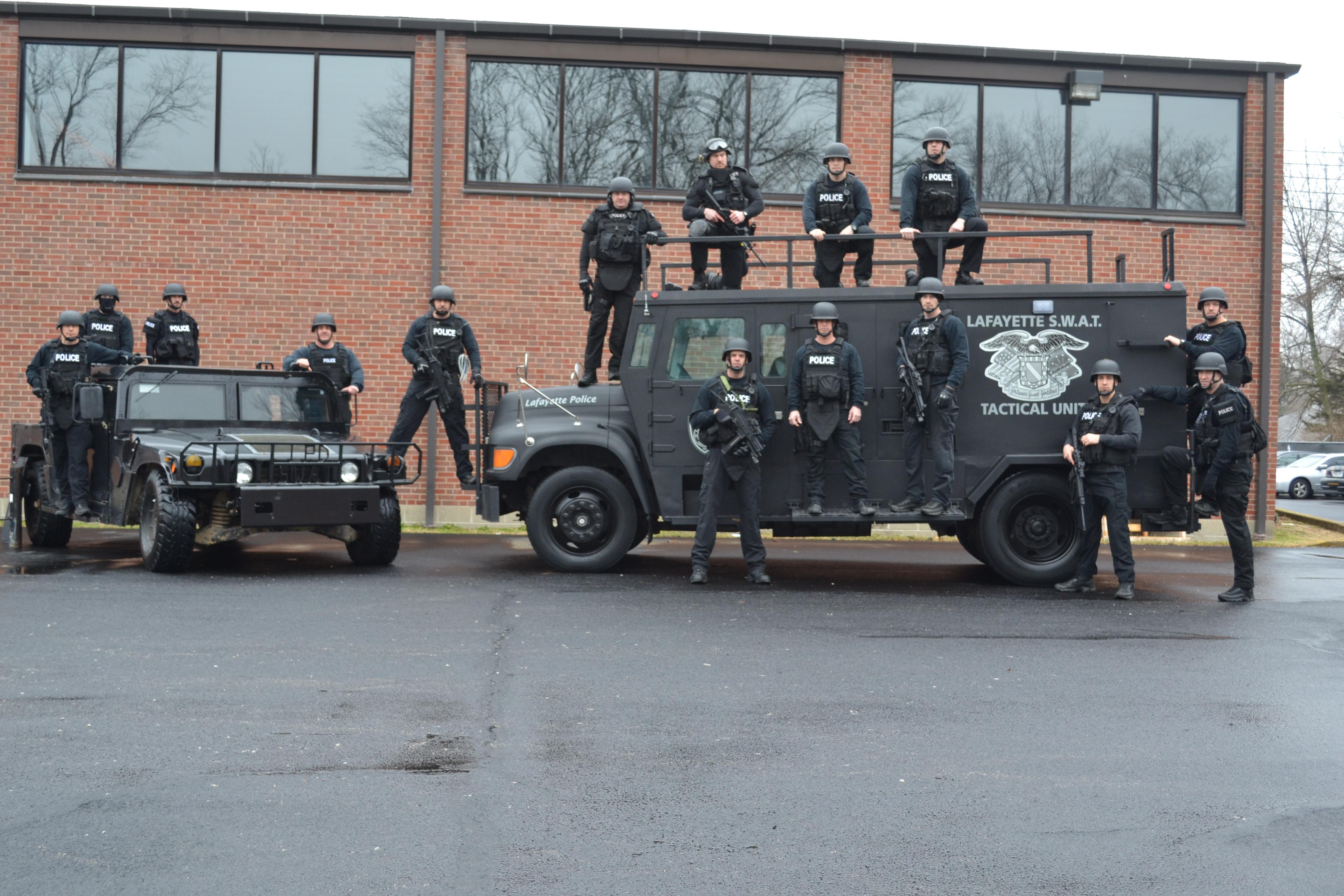 Swat Lafayette In Official Website